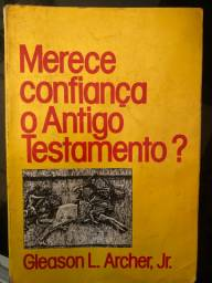 Merece confiança o Antigo Testamento ?