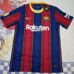 (M) Camisa do Barcelona 20/21