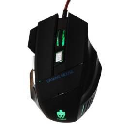 Mouse Gamer Evolut EG-103 2400dpi 06 Botões - (Precinho) !!!