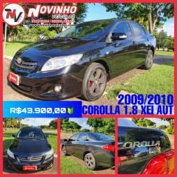 Toyota/Corolla 1.8 xei aut 2009/2010