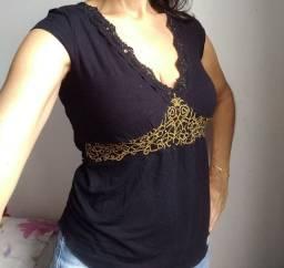 Linda blusinha de festa