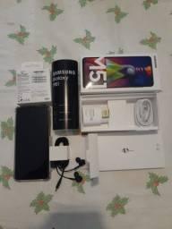 Samsung M51 128GB Branco
