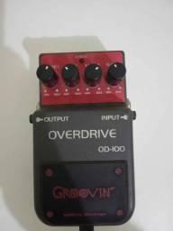 Pedal de Guitarra Groovin Overdrive