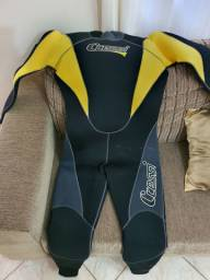 Roupa mergulho cressi 5mm