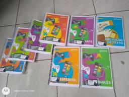 Kit livros trilha 6 ano Editoria FTD