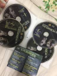Blu-ray supernatural
