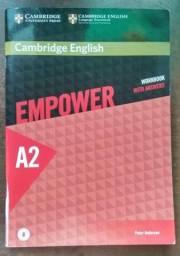 Livro de inglês Cambridge English