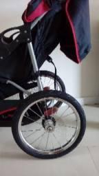 Carrinho com 3 rodas