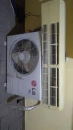 Vendo ou troco Ar condicionado de 24 mil BTUs