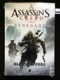 Livros Assassin's Creed - Pack 2 Livros Lacrados