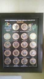 Coleçao de moedas
