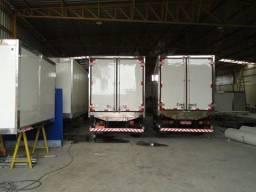 Fabrica de Bau Frigorifico/Refrigerado para caminhões