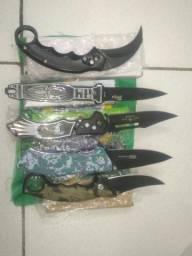 Canivetes diversos modelos
