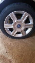 Vendo ou troco roda aro 15