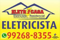 Eletricista residencial e predial