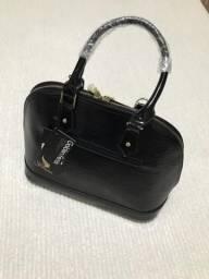 Bolsa Golden Fênix preta
