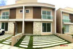 CA1129 Carmelle Vitta, casa duplex em condomínio, 3 quartos, 2 vagas, lazer completo