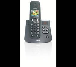 Telefone sem fio com secretaria eletronica