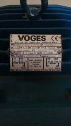 Motor marca VOGES monofásico R$ 1000 reais sem menos