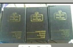 Vende-se dicionários de psicologia coleção volume 1,2 e 3