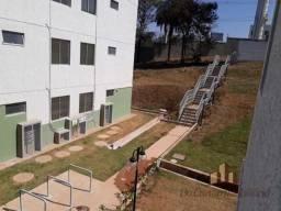 Apartamento com 2 quartos no condomínio conquista jardim brasília - bairro parque das ind