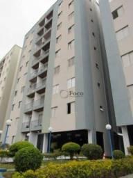 Apartamento com 3 dormitórios para alugar, 74 m² por R$ 1.200,00/mês - Gopoúva - Guarulhos