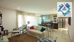 Apartamento com 3 dormitórios à venda, 164 m² por R$ 1.100.000,00 - Guararapes - Fortaleza