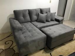 Sofas chaise novos