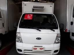 Bongo K-2500 2.5 4x2 TB Diesel BA Refrigerad  -1 - 2012 comprar usado  São Bernardo do Campo