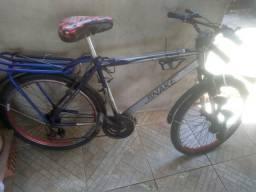 Bicicleta Caloi Snake