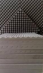 Floripa, Espumas para isolamentos acústico placas 50 x 44 x 3,5cm