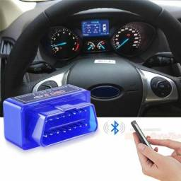 Scanner veicular scaner obd2 Bluetooth auto diagnóstico ELM 327 mini computador de bordo
