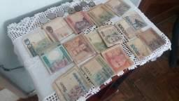 Vendo Dinheiro e Moedas antigas