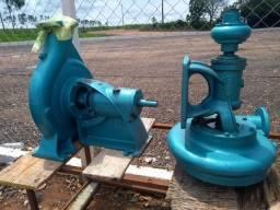 Bomba de irrigação para motor de 100 CV