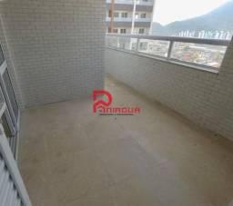 Apartamento à venda com 2 dormitórios em Boqueirão, Praia grande cod:352