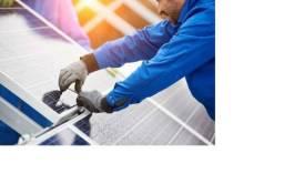Kit Placa solar + Projeto + Instalação e Homologação | Garantia 25 anos