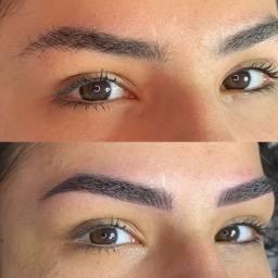 Micropigmentação e lash lifting