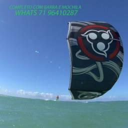 Kitesurf pipa completa 9m