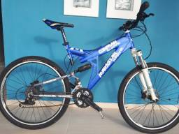 Mountain bike Aro 26-27v - full