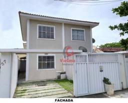 Casa Duplex com 2 Quartos para alugar, 67 m² por R$ 1.200/mês - Jardim Mariléa - Rio das O