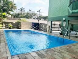 Apartamento à venda com 1 dormitórios em Itaguá, Ubatuba cod:AP49552