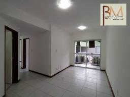 Apartamento com 2 dormitórios para alugar, 53 m² por R$ 1.200,00/mês - Brasília - Feira de