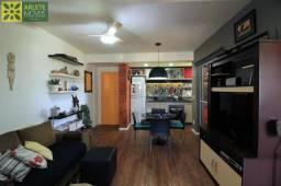 Apartamento para alugar com 1 dormitórios em Alto pereque, Porto belo cod:278