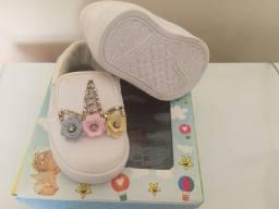 Vendo sapatinho infantil alguns nunca usado