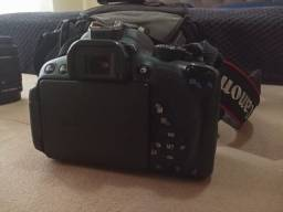 Vendo Câmera Canon t5i