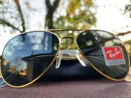 Óculos de sol Ray Ban Aviador Clássico
