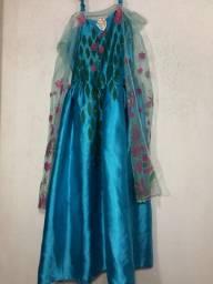 Vestido da Elsa