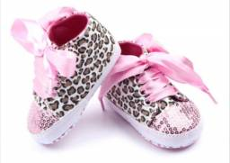 Sapatos de bebê - Novos