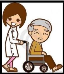 Técnica de enfermagem / Cuidadora de Idosos