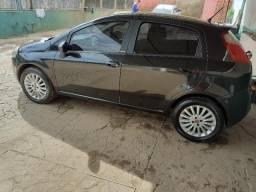 Fiat Punto preto - 2010